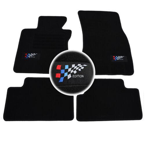 TAPIS SOL BMW SERIE 7 E38 730i 735i 740i 740d MOQUETTE LOGO EDITION M SUR MESURE