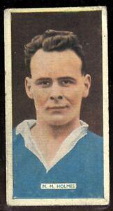 Tobacco-Card-Carreras-POPULAR-FOOTBALLERS-1936-MM-Holmes-Hull-City-25