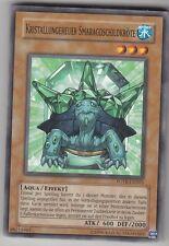 YU-GI-OH Kristallungeheuer Smaragdschildkröte Common FOTB-DE003