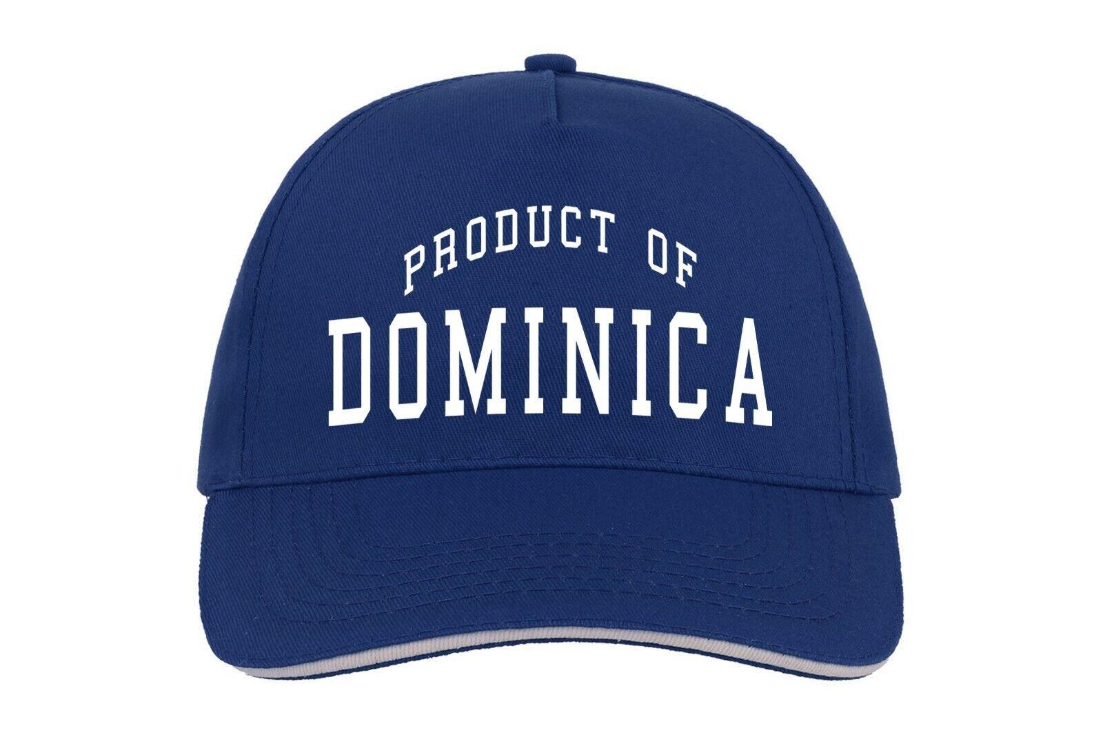 Dominica Produkt Von Baseballmütze Cap Maßgefertigt Geburtstagsgeschenk Country
