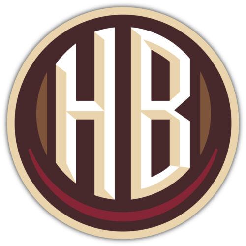 "Hershey Bears Logo Minor Hockey Sport Car Bumper Sticker Decal /""SIZES/"""