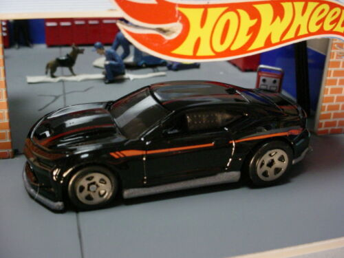 2020 Hot Wheels /'18 COPO CAMARO SS ☮ black ☮ DREAM GARAGE ☮ LOOSE