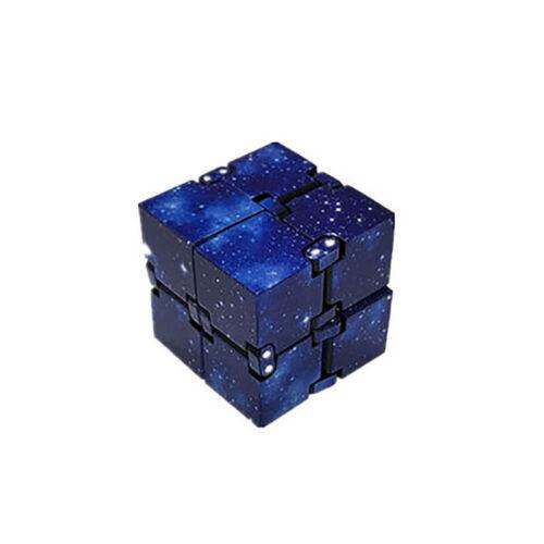 Magic EDC Infinity Cube For Stress Relief Fidget Anti Anxiety Stress Fancy Toy