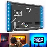 2pcs 0.5m 30led 5v Light Strip Usb +controller Tv Computer Background Decoration