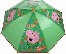 Trade Mark Collections TRADE MARK PEPPA PIG GEORGE UMBRELLA Kids BN