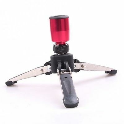 Hydraulic universal Three Feet Monopod Support Stand Base For Camera Camcorder
