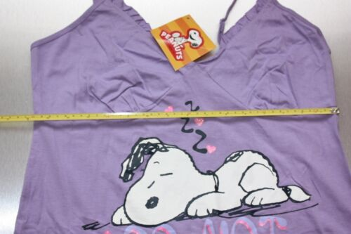 Snoopy Cami Top /& Shorts // Briefs Cartoon Character Adult Size