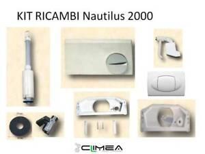 KIT RICAMBI Nautilus 2000 KARIBA