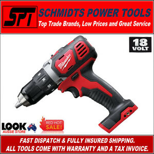 Milwaukee M18bdd 0 M18 18v Cordless Drill Driver Compact Genii