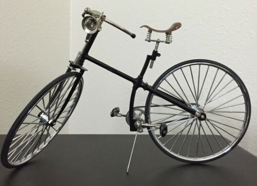 110 Model Scale Bicycle Fixed Gear, Fixie Vintage 1885 Model MA3