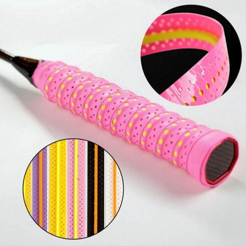 Handle Grip Racket Tape For Badminton Squash Band Absorb Sweat Anti-slip Popular