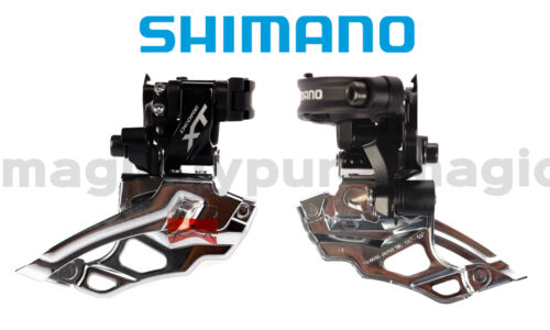Down-Swing Front Derailleur 2x10 black FD-M786L Shimano Deore XT