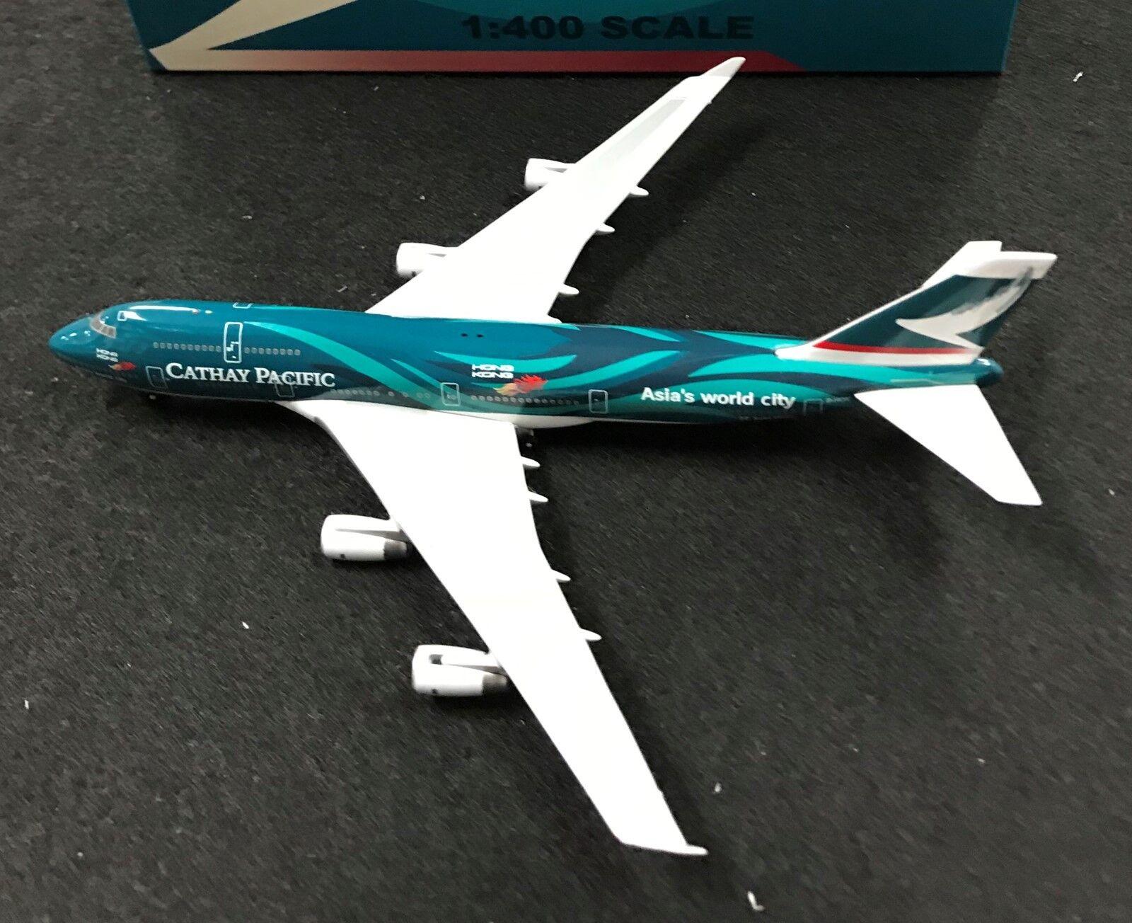 Dream Jets 400 Cathay Pacific B747-400 Reg  B - hoy (0065)