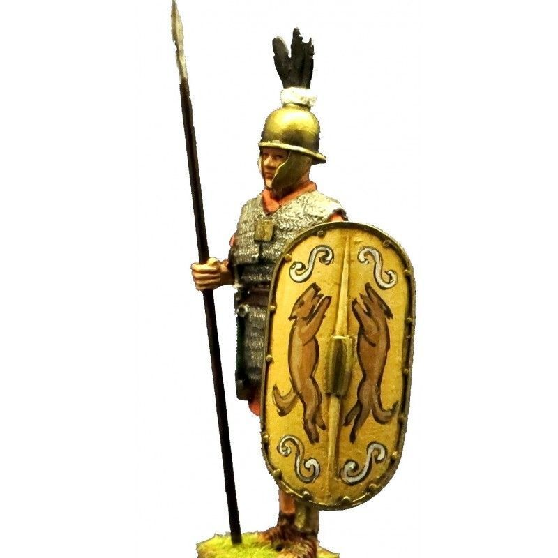 KRONPRINZ TOY SOLDIERS ROMAN EMPIRE PR012 ROMAN ROMAN ROMAN TRIARIUS AT ATTENTION MIB c106b8