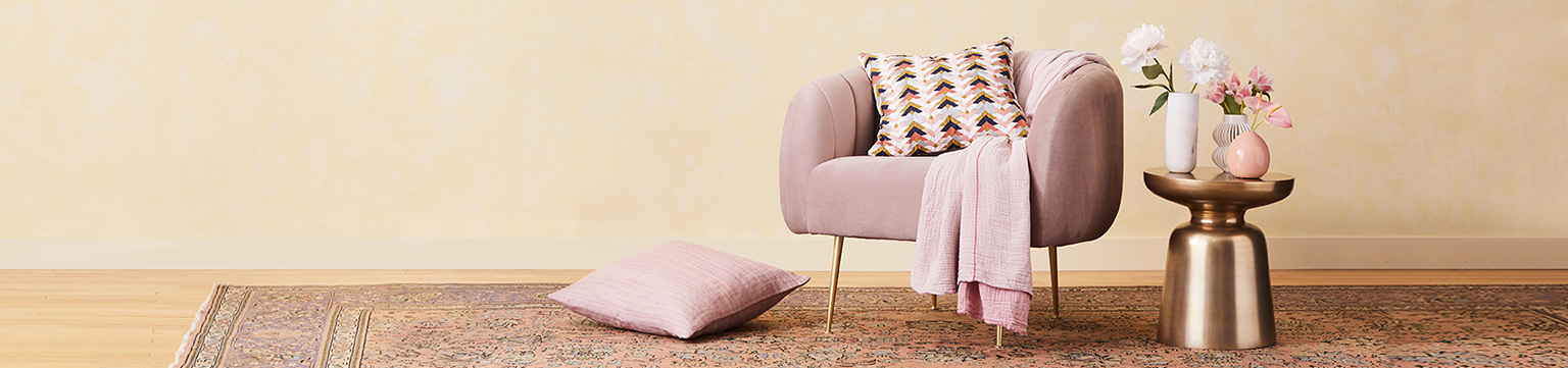 Up to 40% off sofas and more.