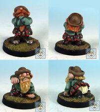 2011 Scotling Crossed & Kneel Fantasy Football Dwarf Gnome Imp Scotlings Team