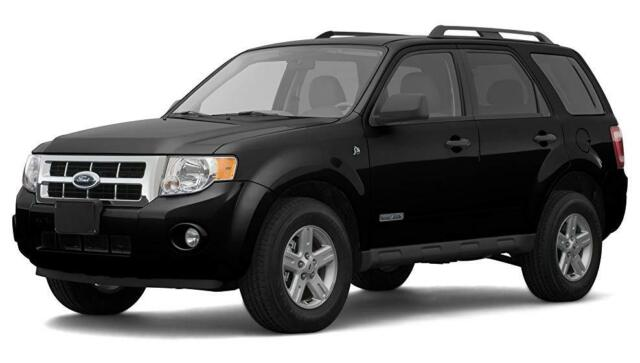 Service Repair 2008 Ford Escape Electrical Wiring Diagrams