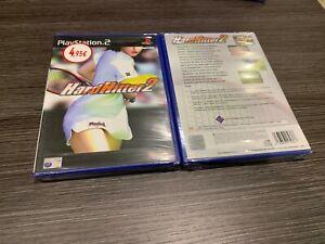 Hard Hitter IN 2 PS2 Versiegelt Neu IN Spanisch