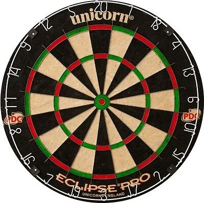 Unicorn Eclipse Pro Bristle Dartboard, Heavy Weight