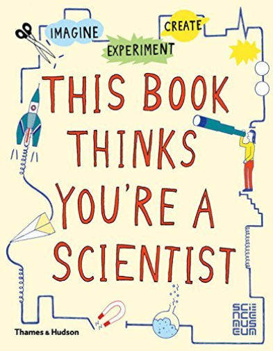 This Book Thinks You`Re A Scientist BOOK NEUF