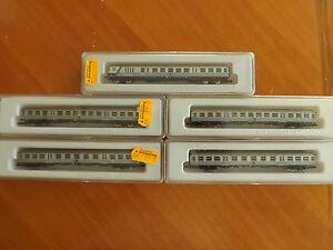 Marklin 8716,8717,8718 scala Z - Italia - Marklin 8716,8717,8718 scala Z - Italia