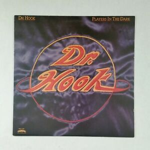 DR-HOOK-Players-In-The-Dark-NBLP7264-Masterfonics-GM-LP-Vinyl-VG-Cover-VG