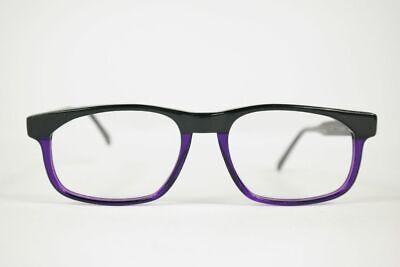 Amichevole Vintage Chai Ad 38 F 121 52 [] 17 143 Nero Viola Ovale Occhiali Eyeglasses Nos-mostra Il Titolo Originale Beneficiale Per Lo Sperma