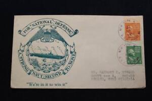 Navale-Cover-1946-SHIP-039-S-Cancel-per-National-Defense-Uss-Neches-AO-47-2286