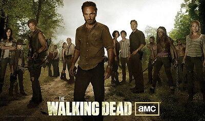 "08 The Walking Dead TV Series Show Season 3 III 40""x24"" Poster"