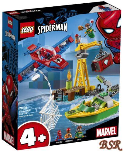 Diamantenraub mit Doc Ock /& NEU /& OVP ! 76134 Spider-Man LEGO® Super Heroes