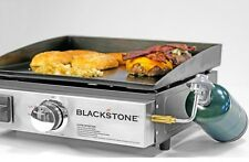 Camping Stove Cooktop Propane Gas Griddle Portable Outdoor Cooking Grill Flattop