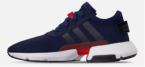 984e7d13fb614f G26512  MEN S ADIDAS ORIGINALS POD-S3.1 CASUAL SHOES- DARK BLUE RED ...