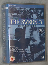 The Sweeney - Complete Series 1-4 (1,2,3,4) DVD Box Set - BRAND NEW & SEALED