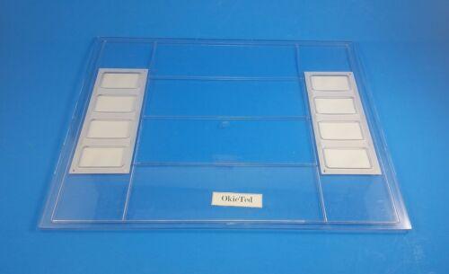 61005082 Whirlpool Maytag Refrigerator Upper Crisper Cover; F3-3x