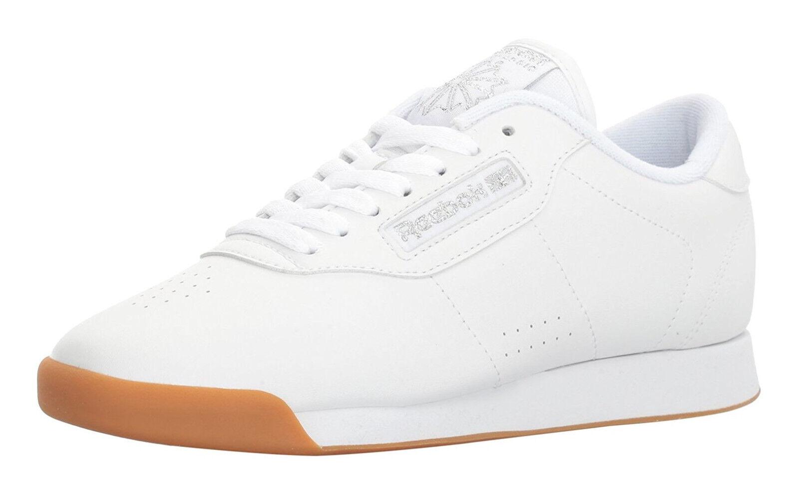 Reebok Classic Princess White Gum Womens Running Tennis Shoes