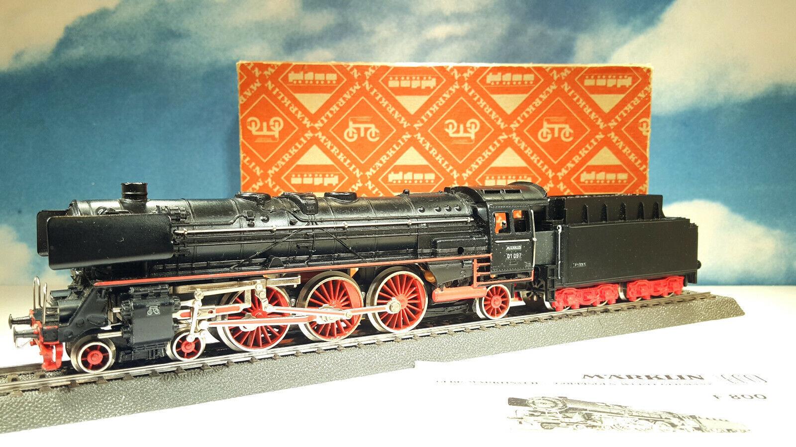 Marclin f800 3008.4 DB 01 1955 OVP KSP.