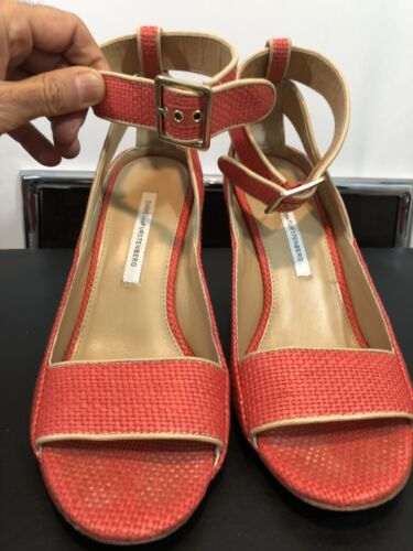 9 Diane Furstenberg Von Furstenberg Chaussures 9 Chaussures Von Diane RSn846A