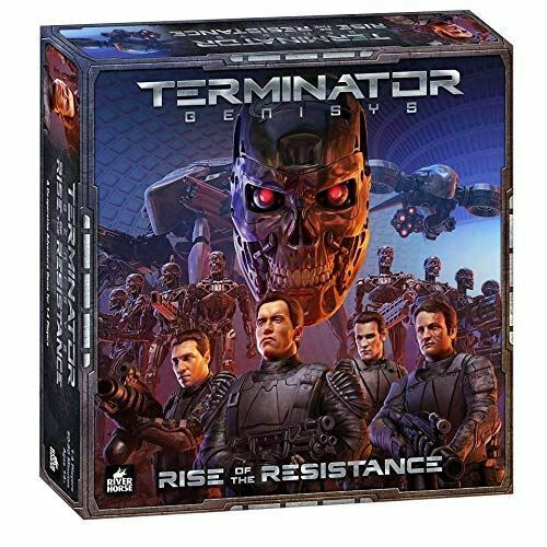 Terminator  Genisys-Rise of the Resistance Board Game