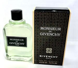 33 220 Toilette New In Monsieur Details 7 Box Ml Oz Eau About Men De Givenchy Splash For clJFKT31