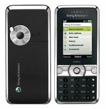 Sony Ericsson K660i Silver On Black Phone (USD196)