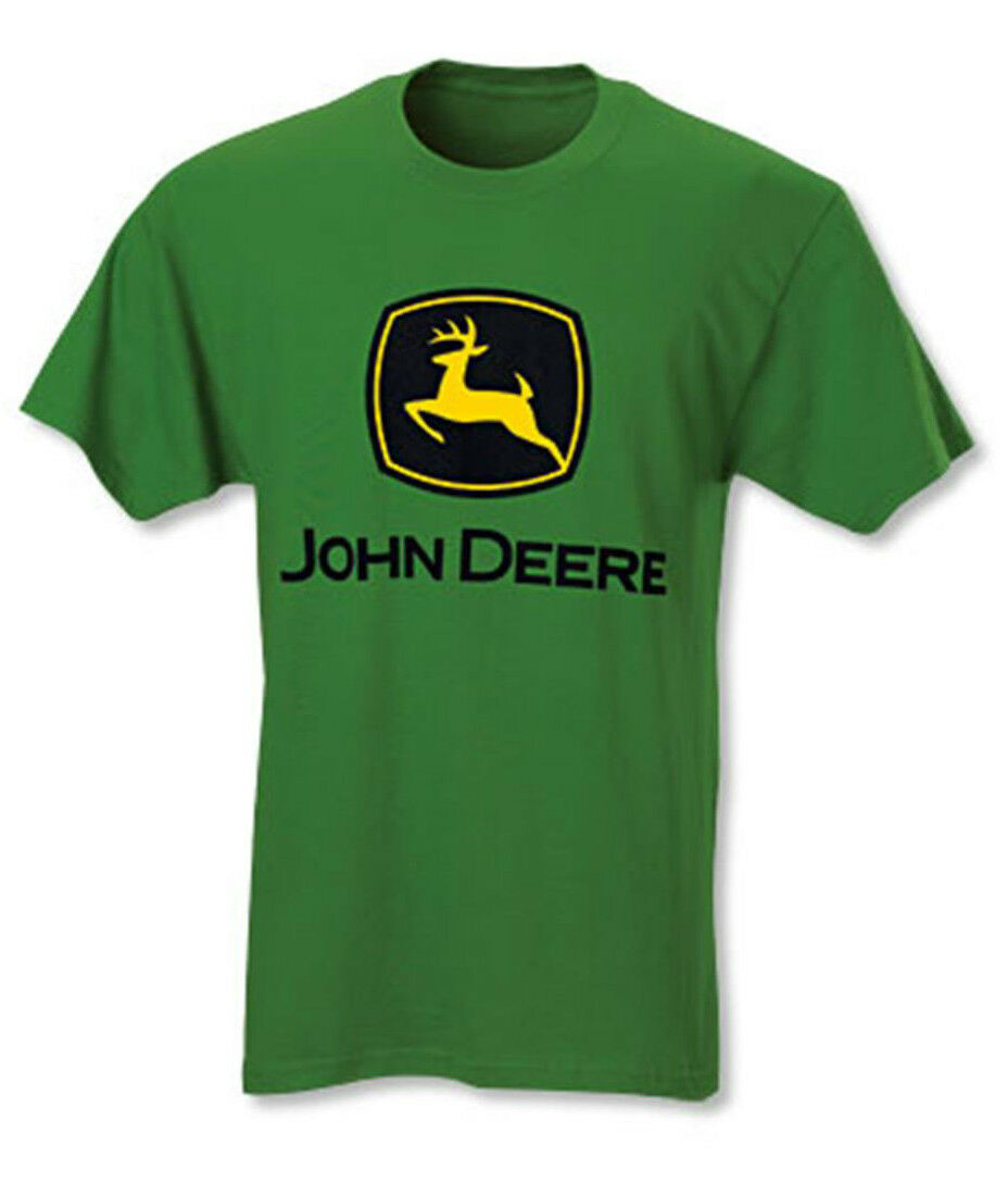 NEW John Deere Green T-Shirt Size M L XL 2X 3X JD 4243