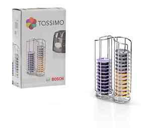 Genuine bosch tassimo 32 t disc holder capsule pod chrome - Support capsule tassimo bosch ...