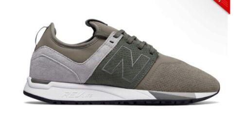 Sz Beige uomo Balance verde Scarpe grigio 247 Sneaker 5 Luxe da New 9 Mrl247rt ZqnSAPSCwH