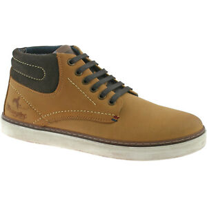 MENS-WRANGLER-WILLIE-NUBUCK-CASUAL-BOOTS-SIZE-UK-7-12-LEATHER-CAMEL-WM142161