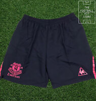 Everton Away Shorts - Genuine Efc Le Coq Sportif Football Shorts - Small Mens