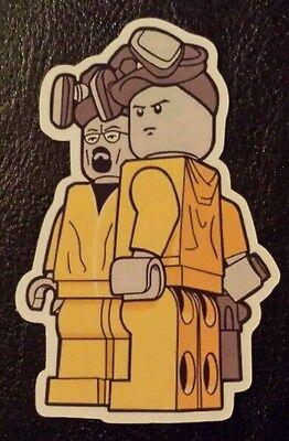 Lego breaking bad Sticker tablet laptop guitar 170