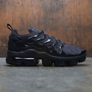 50202fa7b239b Nike Air Vapormax Plus Triple Black Size 11.5. 924453-004 1 95 97 98 ...