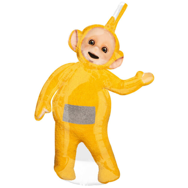 Teletubbies Laa-Laa Balloon Large Foil Supershape