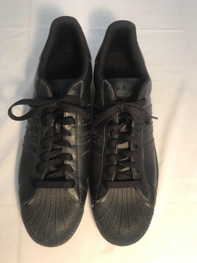 New hombre  adidas superstar Pro Shell 80s zapatilla zapatos Suede