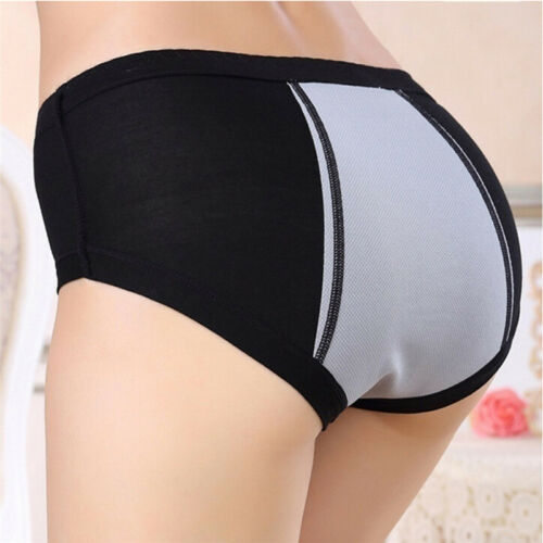 Women Menstrual Period Leakproof Physiological Pant Briefs Seamless Panties、 TD